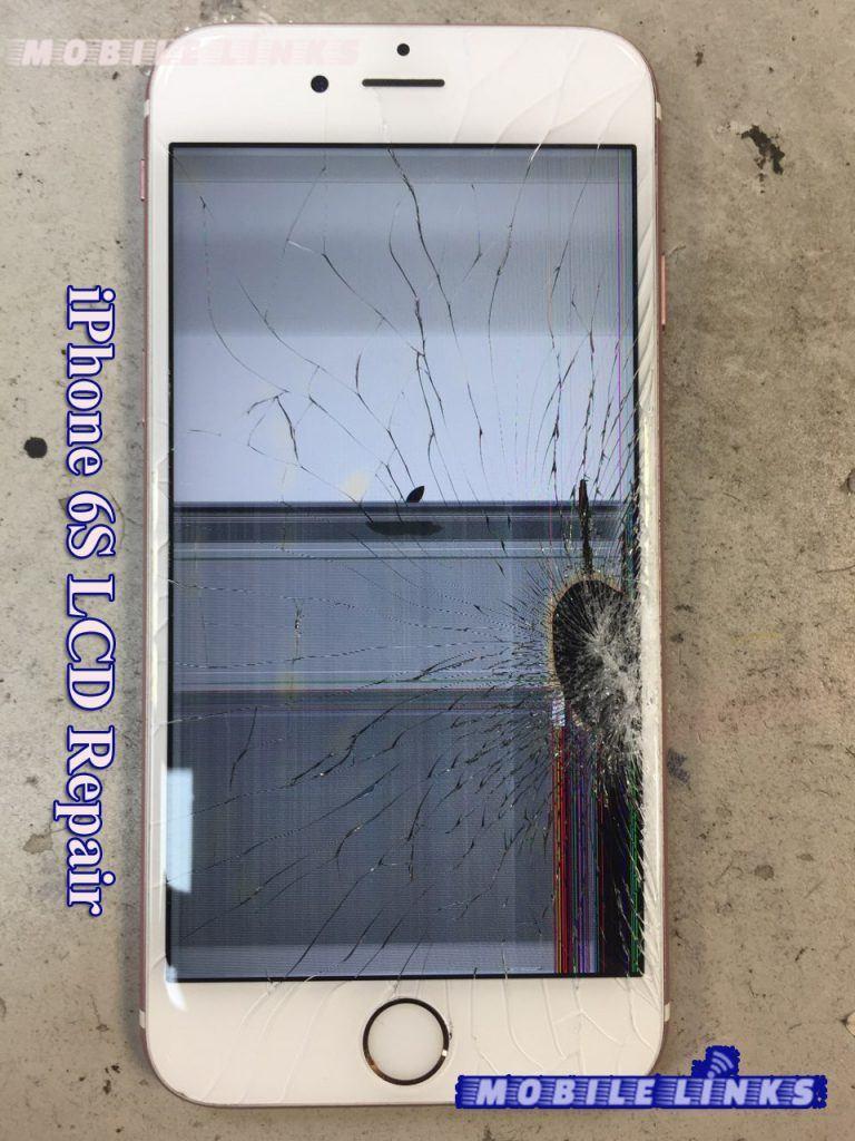 iPhone 6S LCD Screen Repair