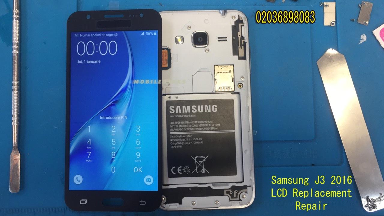 Samsung J3 Screen Replacement
