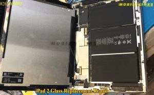 iPad 2 Glass replacement at Mobile Links E13