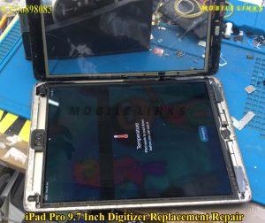 "iPad Pro 9.7"" digitizer replacement repair"