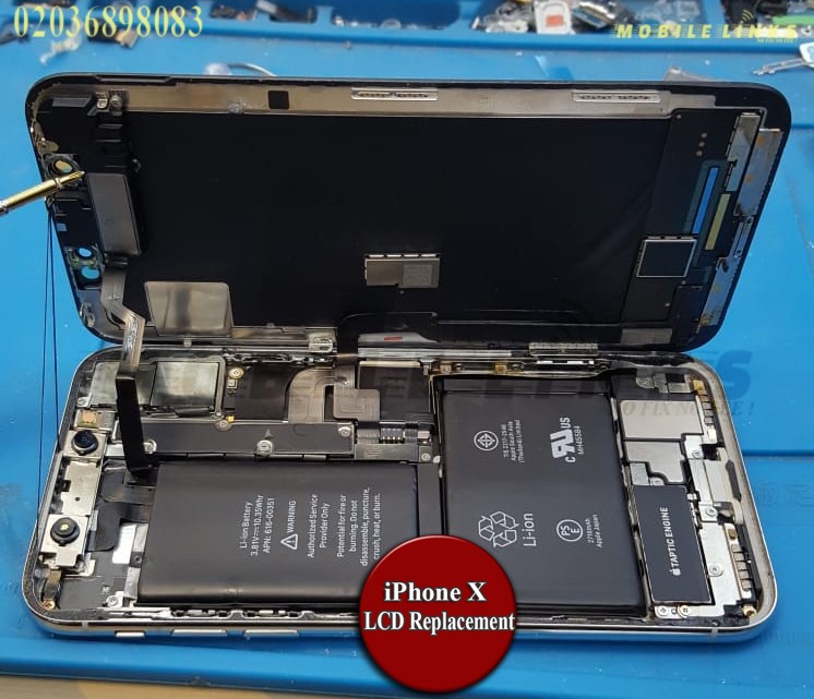 iPhone 10 Screen Repair