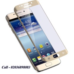 Samsung Galaxy S6 Edge Tempered Glass LCD Screen Protector