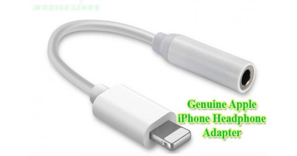 Apple earphones authentic - apple headphone connector adapter