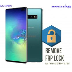 Samsung Galaxy S10 Plus FRP Unlocking Service