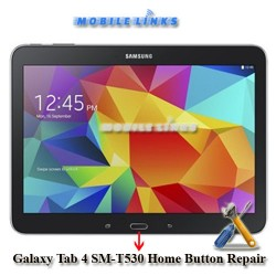 Samsung Galaxy Tab 4 SM-T530 Home Button Replacement Repair