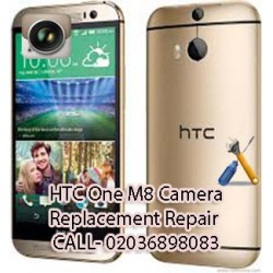 HTC One M8 Camera Replacement Repair