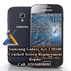 Samsung Galaxy Ace 2 I8160  Cracked Screen Replacement Repair