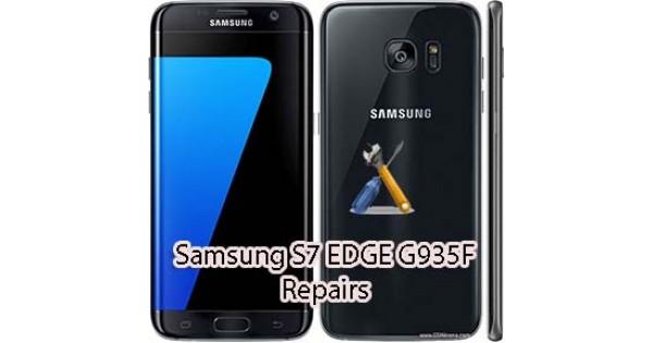 Samsung S7 EDGE G932F Repairs in East London