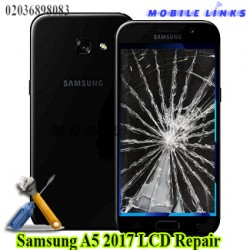Samsung Galaxy A520F 2017 Broken LCD/Display Replacement Repair