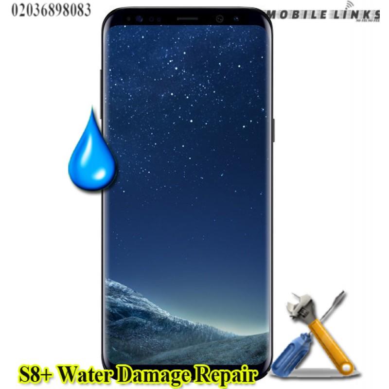 Samsung Galaxy S8 Plus G955F Water Damage Repair