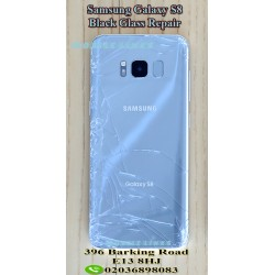 Samsung Galaxy S8 G950F Broken Rear Glass Repair