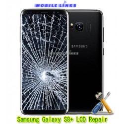 Samsung Galaxy S8 Plus G955F Broken LCD/Display Replacement Repair