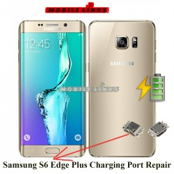 Samsung S6 Edge Plus G928F Charging Port Repair