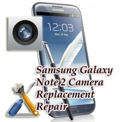 Samsung Galaxy Note 2 N7100 Camera Replacement Repair