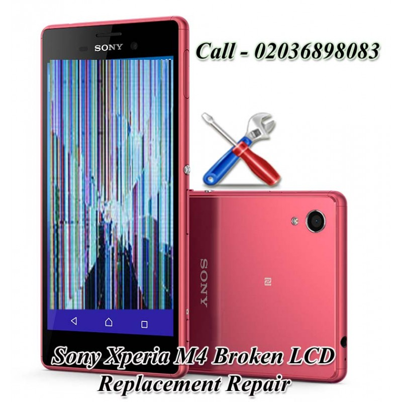 Sony Xperia M4 Repairs in East London
