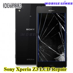 Sony Xperia Z3 Broken LCD Replacement Repair