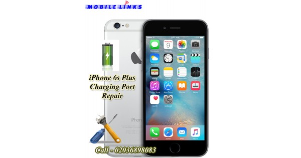 separation shoes 6191e b4727 iPhone 6S Plus Charging Port Replacement Repair