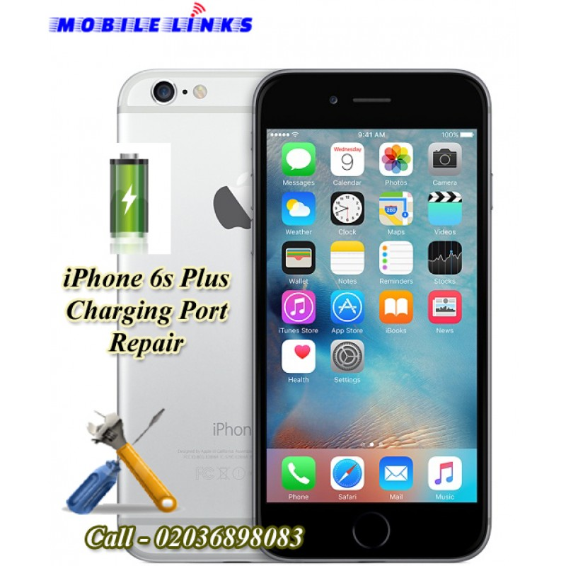 separation shoes 5012e 8471d iPhone 6S Plus Charging Port Replacement Repair