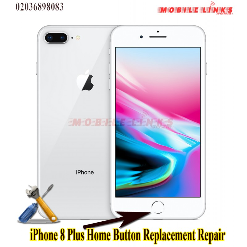 promo code f27e1 6700d iPhone 8 Plus Home Button Replacement Repair