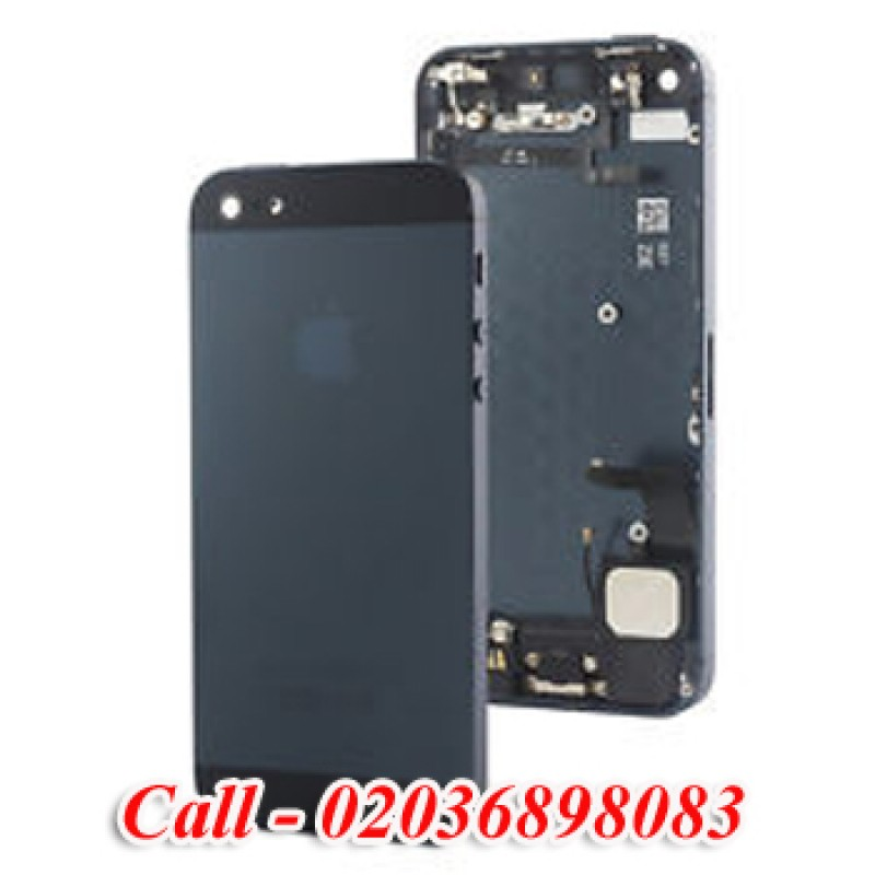 separation shoes 43e09 5ccc6 iPhone 5s Broken Back Housing Replacement Repair