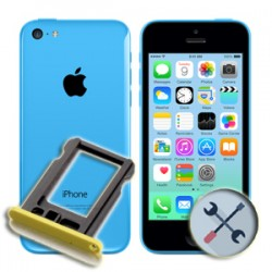iPhone 5C Sim Tray Problem Repair