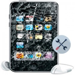 iPod Touch 4th Generation Cracked Screen Replacement Repair